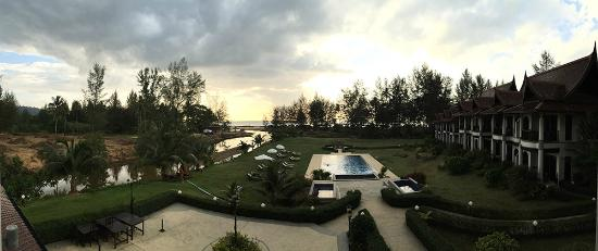Khao Lak Riverside Resort & Spa : View from the room