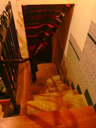 Le Longcouchant : Chambre Sarazine