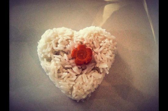 Chonticha Thai Restaurant: Lovely rice