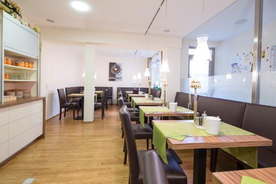 Hotel Zlami: Frühstücksraum