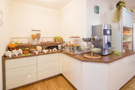 Hotel Zlami: Frühstück