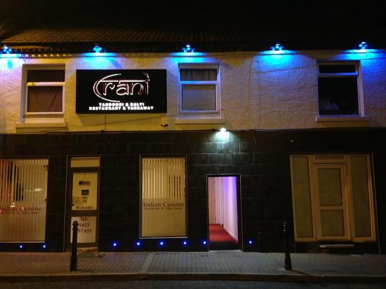 Sutton in Ashfield, UK: Rani indian cuisine