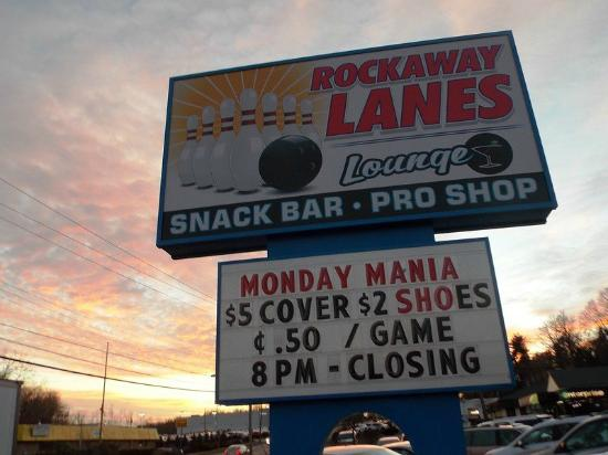 Welcome to Rockaway Lanes!