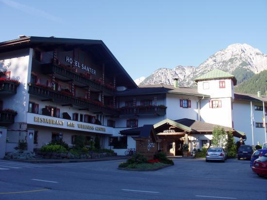 Romantik Hotel Santer: ホテル全景