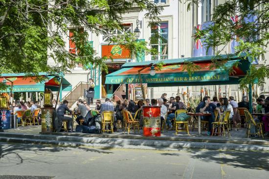 Cafe Oz Denfert