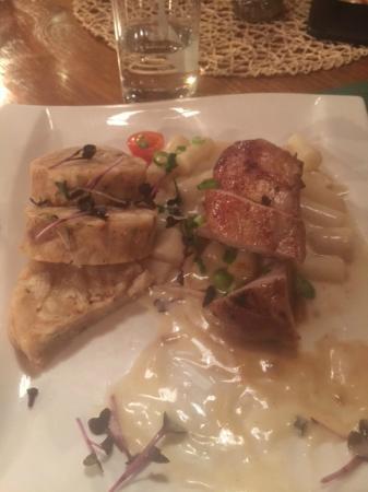 Landhotel Rugheim: Steak