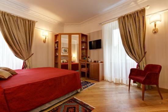 Residenza RomaCentro: Deluxe Double Room