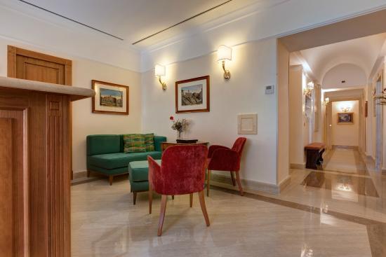 羅馬中心酒店照片