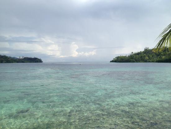 Mangalonga Island, Salomonen: Maravagi View