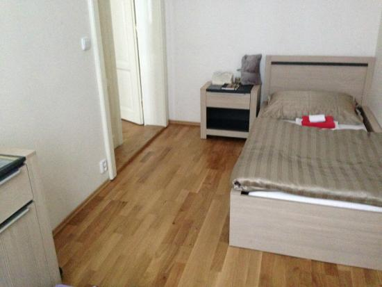 Apartments Tynska 7: Bedroom - Single bed (Apartment 1)