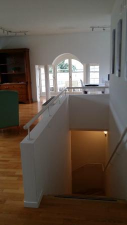 Villa Sassa Hotel, Residence & Spa : living room