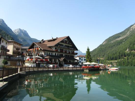 Sporthotel Europa sul lago