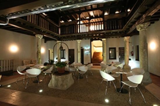 Evenia alcala boutique hotel alcala de henares espagne for Boutique hotel espagne