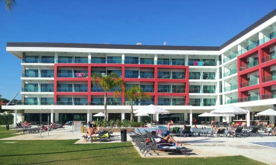 Aquashow Park Hotel: Hotel