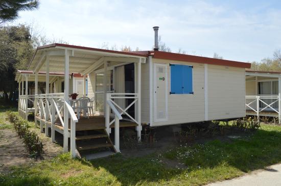 Camping Vigna sul Mar: Mobile Home MARINA Dolce Gusto