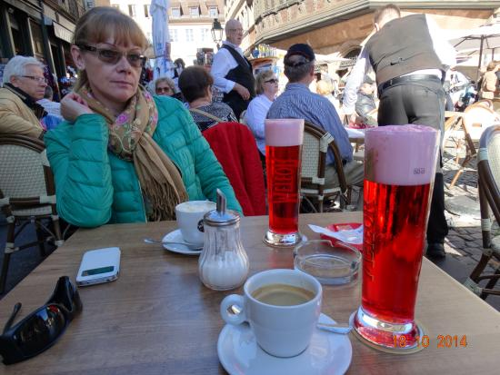 Taverne de la Cathedrale: отдых