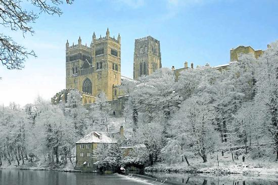 Sniperley Hall: another Durham Cathedral