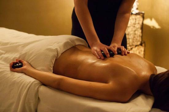 Tranquility Massage & Beauty: Hot stone massage at Tranquility