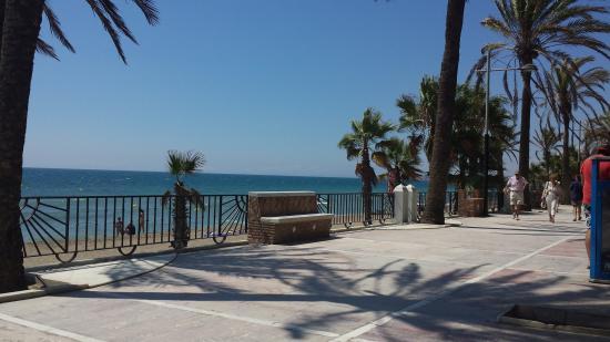 Senator Marbella Spa Hotel: Beach
