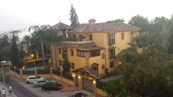 Senator Marbella Spa Hotel: View from room