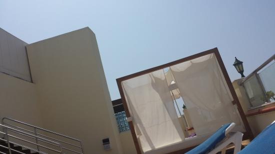 Senator Marbella Spa Hotel: Roof