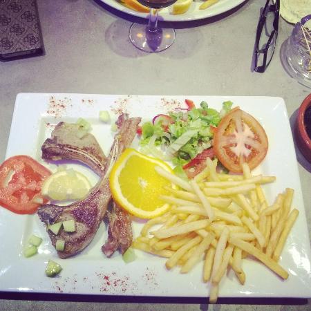La cantine restaurant libanais st rapha l ristorante recensioni numero di telefono foto - Restaurant la table st raphael ...