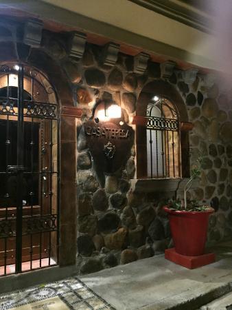 Casa Teresa Ristorante Italiano : entrada da Casa