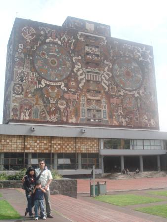 Ciudad Universitaria: Belleza Universitaria