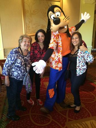 Wyndham Lake Buena Vista Disney Springs Resort Area : Saguão de Café da Manha incrível !!!