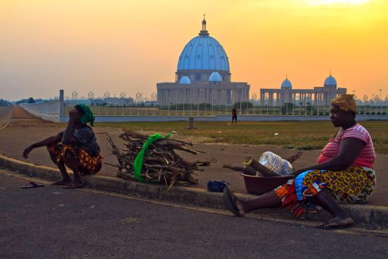 Hotel President: The Basilica of Our Lady of Peace of Yamoussoukro