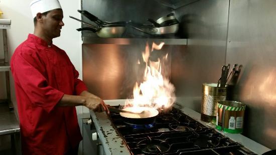 Balti King: Chef