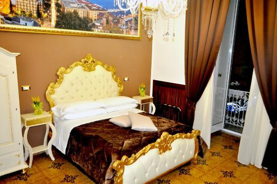 Hotel des Artistes Naples, hoteles en Nápoles