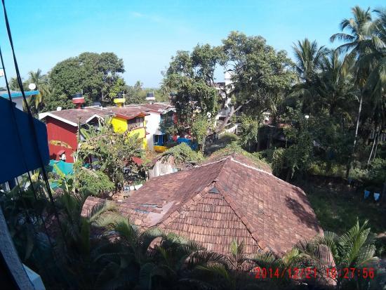 Sun Park Resort: Бурундуки бегали по этой крыше