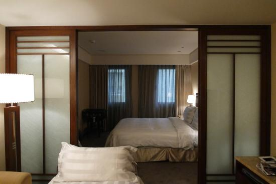 Royal Biz Taipei : Superior King Suite