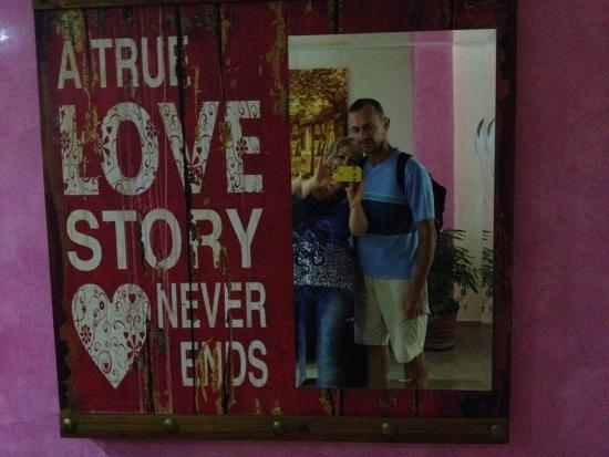 Suites Corazon : Love is all!
