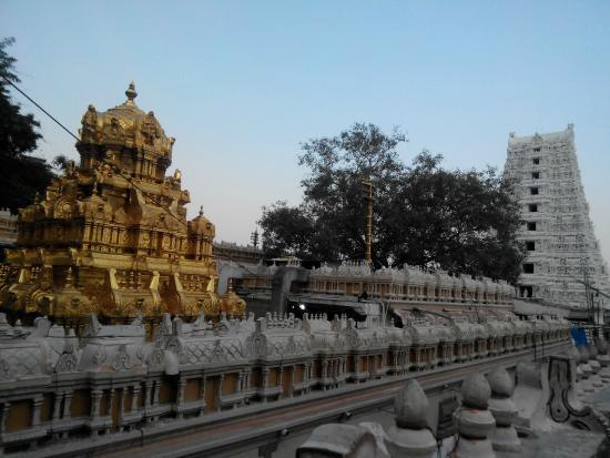 Kanaga Durga Templs, Vijayawada.