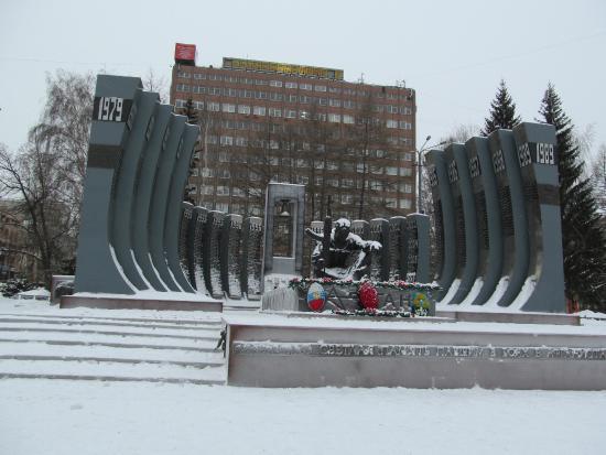 Екатеринбург черный тюльпан фото