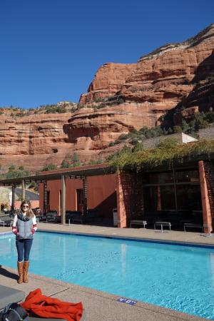 Mii amo, a destination spa: outdoor pool