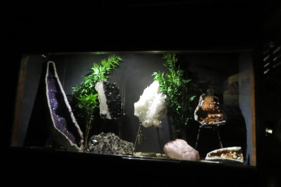 Treasures of the Earth : A load of old crystalls
