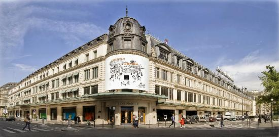 Photo of Department Store Le Bon Marché at 24 Rue De Sèvres, Paris 75007, France