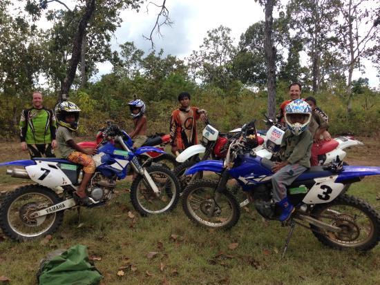 Angkor Dirt Bike