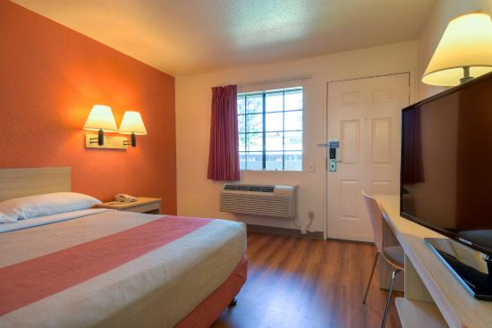 Motel 6 Los Angeles - San Dimas: Guest Room
