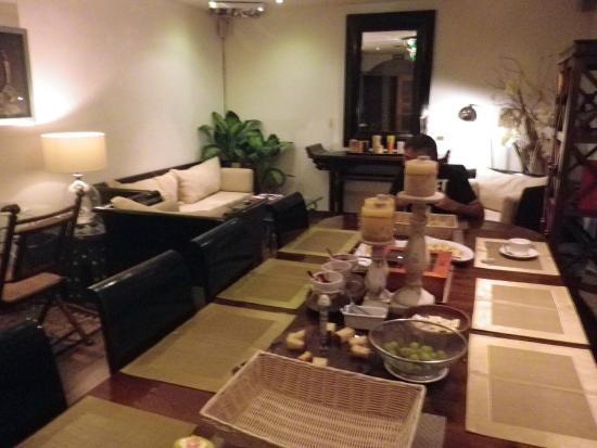 Hotel Reina Mora: salle à manger
