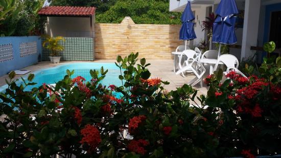 Pousada Lua Azul: piscina