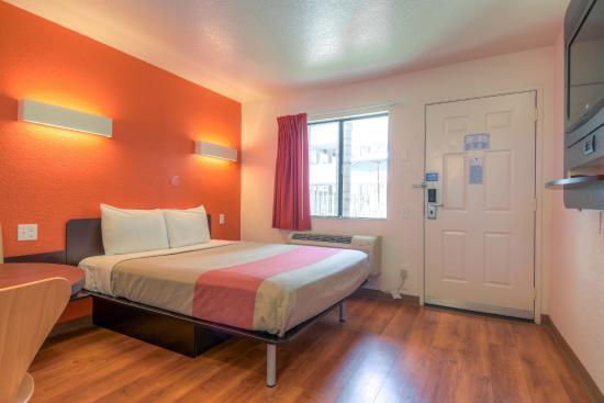 Motel 6 San Diego - Chula Vista: Guest Room