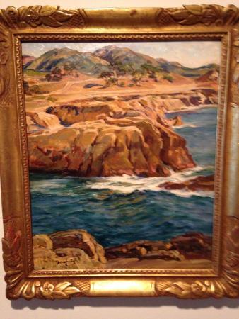 Monterey Museum of Art : California coast.