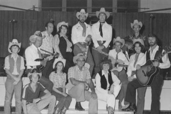 Panhandle Opry: Early group