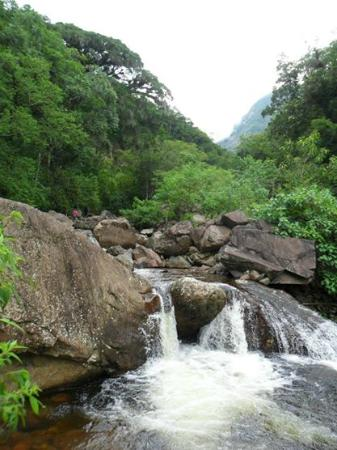 Malacara Canyon : piscinas naturais