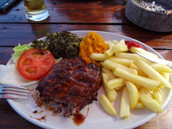 St Lucia Ski Boat Club: Das perfekte Stück Fleisch