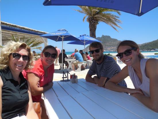 Dunes Beach Restaurant & Bar: Lunch at Dunes